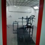 verniciatura-telaio-ducati-scrambler-350-phoenix-restauro-0